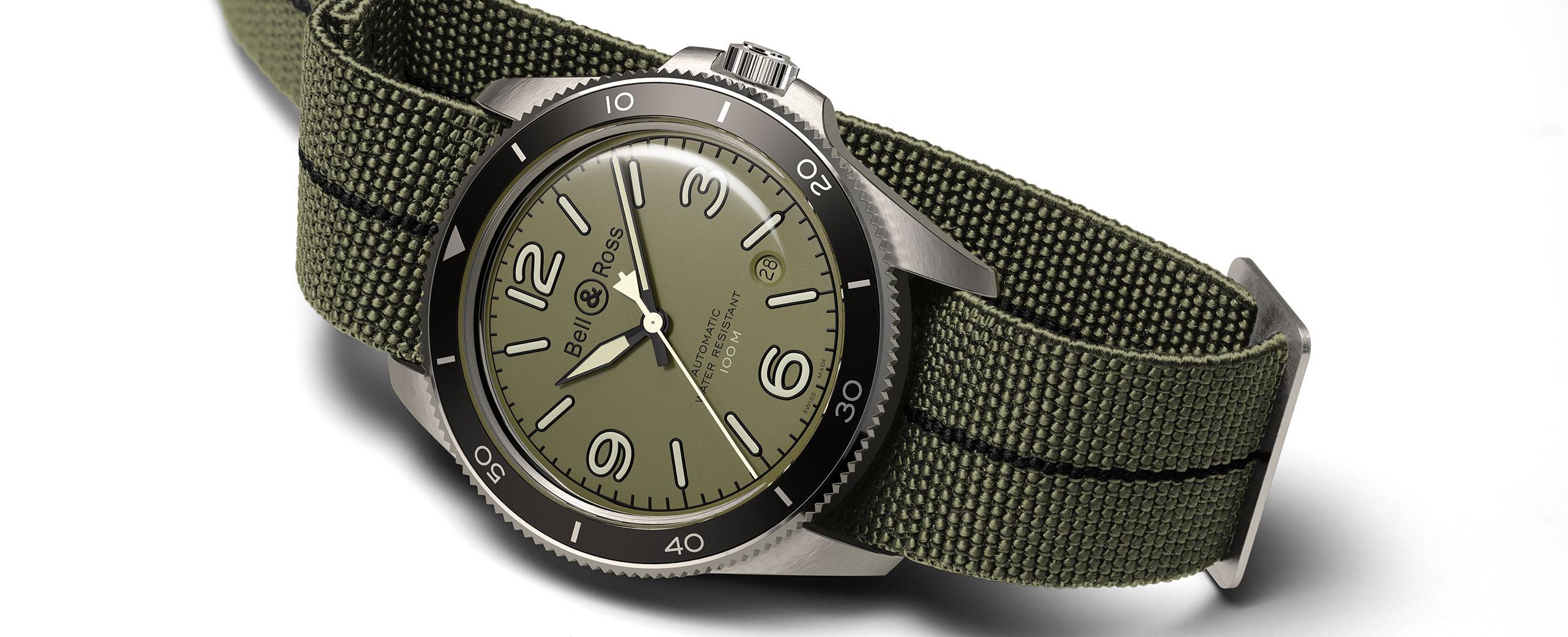 BR V2-92 MILITARY GREEN