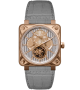 BR 01 TOURBILLON ROSE GOLD