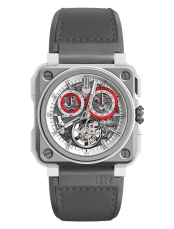 BR-X1 TOURBILLON WHITE HAWK