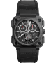 BR-X1 TOURBILLON CARBONE FORGÉ®