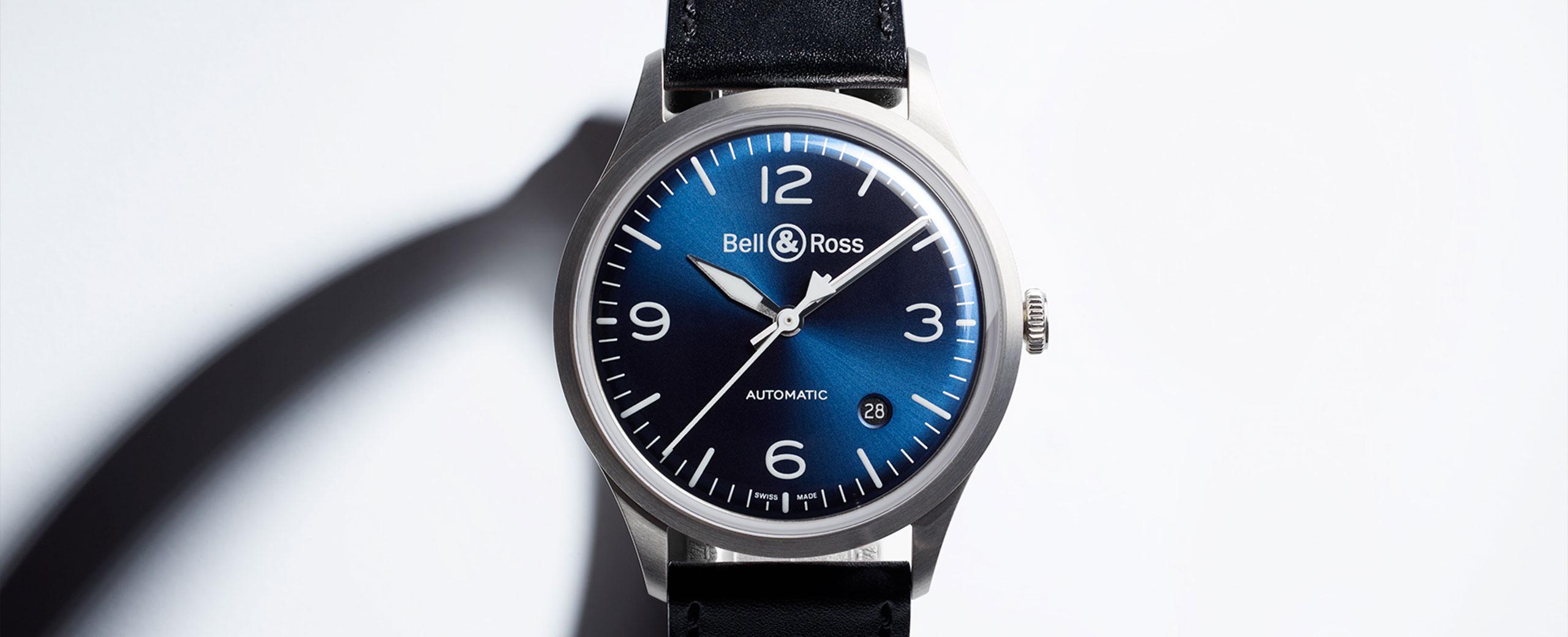 BR V1-92 BLUE STEEL