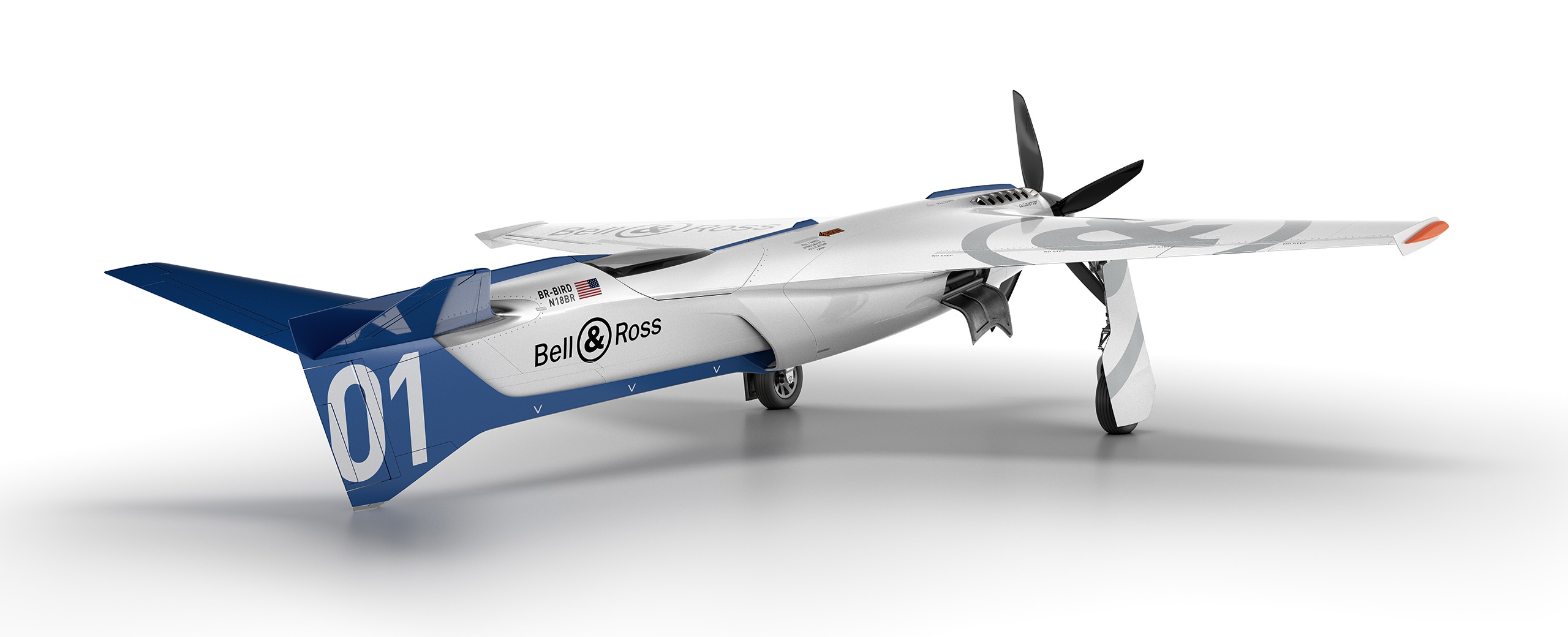 BR V2-94 RACING BIRD