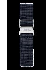 BR 123 - BR 126 - BR V2 - BR V3 blue elastic canvas strap