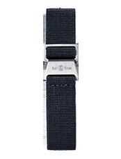 BR 123 - BR 126 - BR V2 blue elastic canvas strap