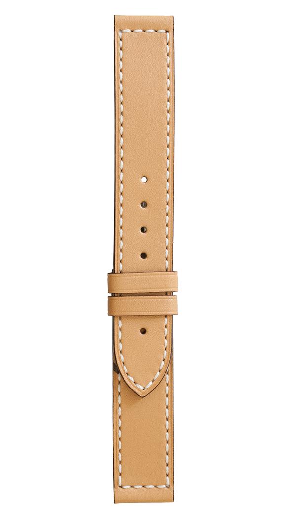 Heritage WW1 natural calfskin strap