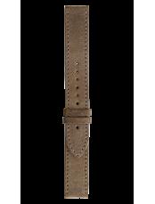 Bracelet en cuir de veau vieilli Military WW1