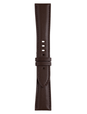 Bracelet en cuir de veau de couleur marron BR 123 - BR 126 - BR V2
