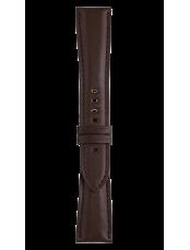 BR 123 - BR 126 - BR V2 갈색 송아지 가죽 스트랩.
