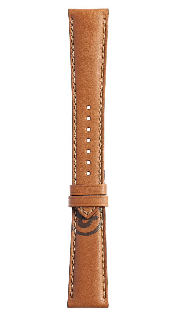 Cinturino in vitello Golden Heritage BR 123 - BR 126 - BR V2.