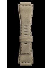 Armband aus gealtertem Kalbsleder Desert Type BR-X1 - BR 01 - BR 03.