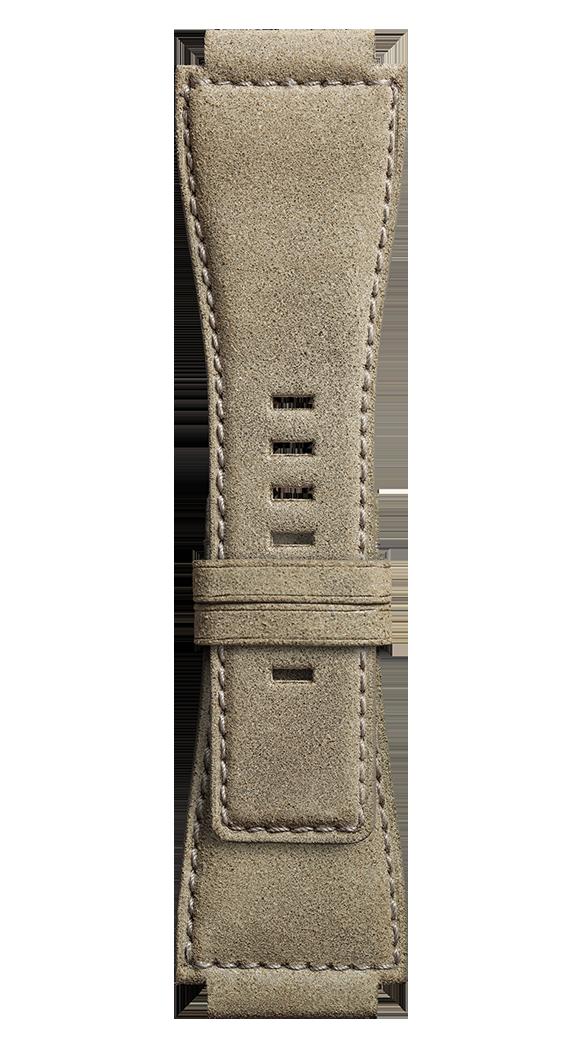 Desert Type BR-X1 - BR 01 - BR 03复古小牛皮表带。