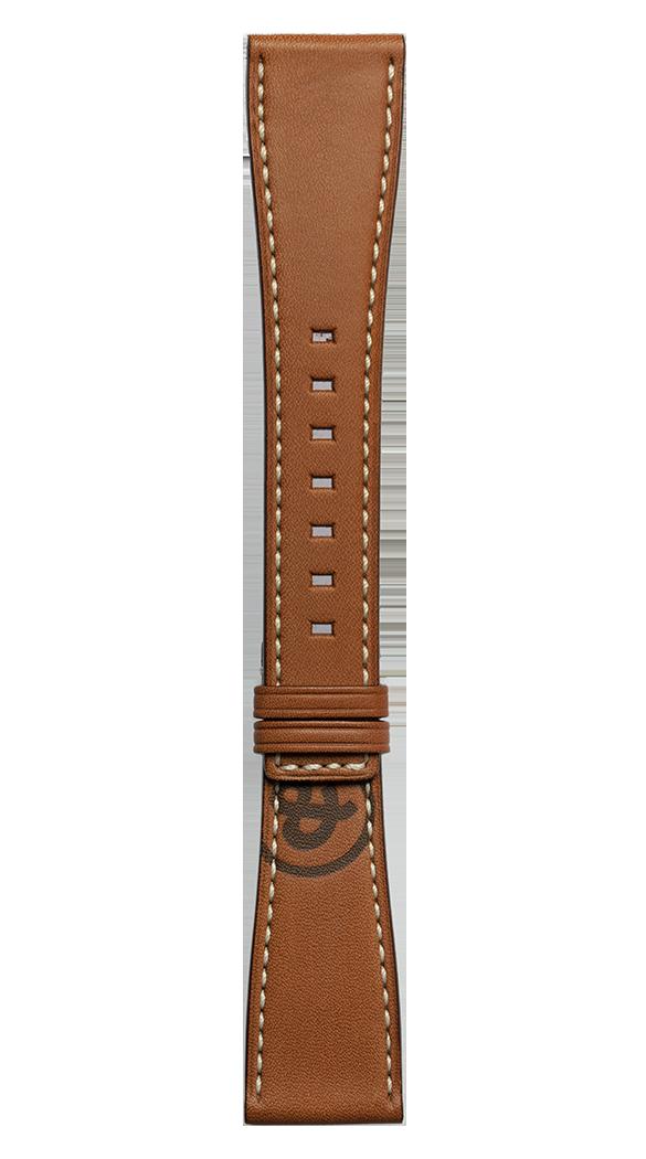 Golden Heritage BR S calfskin strap