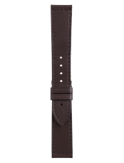Armband aus braunem Kalbsleder Vintage BR V1