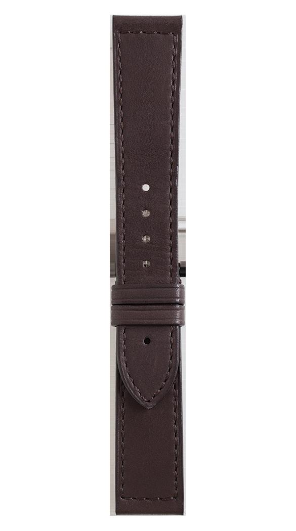 Vintage BR V1棕色小牛皮表带。