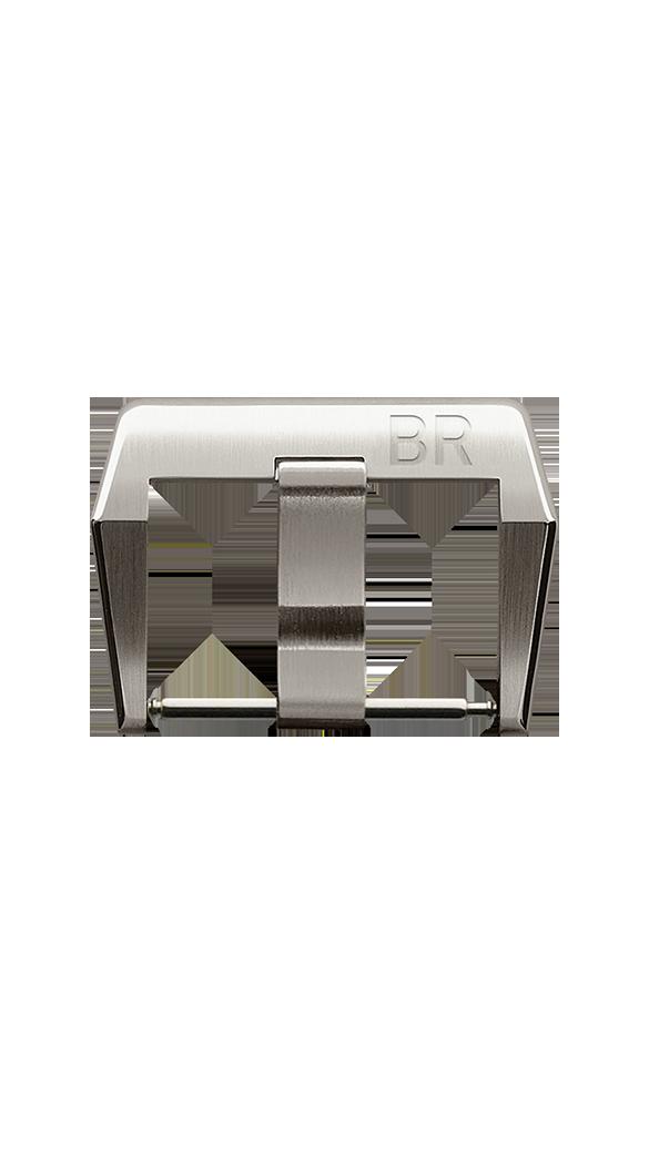 Fibbia ad ardiglione in titanio BR 01 - BR 03.
